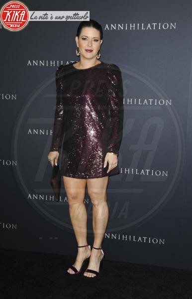 Alicia Machado - Los Angeles - 14-02-2018 - Natalie Portman è una dark lady alla prima di Annihilation
