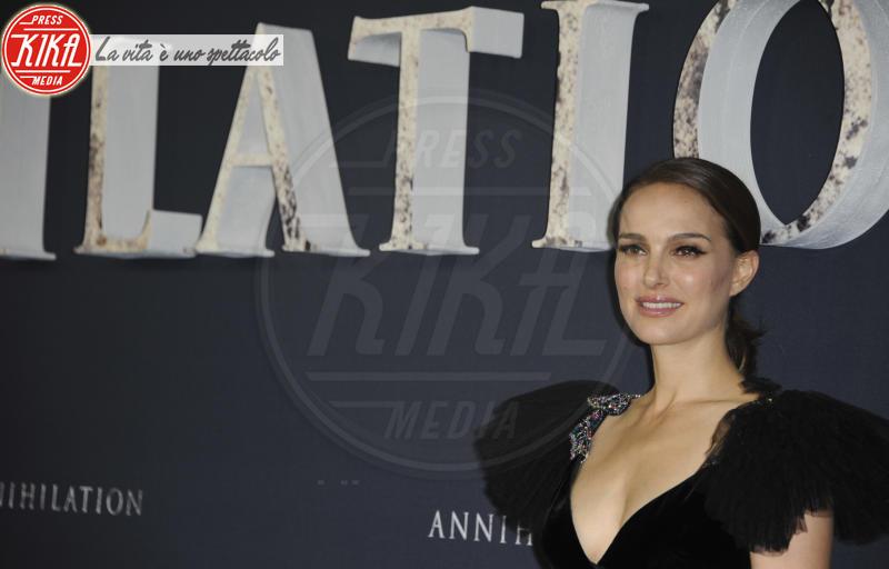 Natalie Portman - Los Angeles - 14-02-2018 - Natalie Portman è una dark lady alla prima di Annihilation