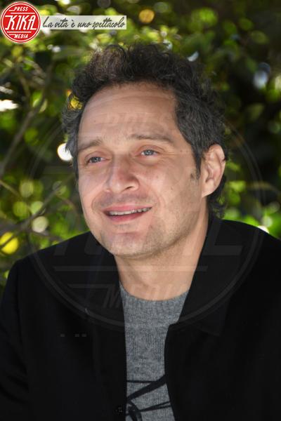 Claudio Santamaria - Roma - 15-02-2018 - Festival di Sanremo: arriva l'ospite inatteso dell'anno