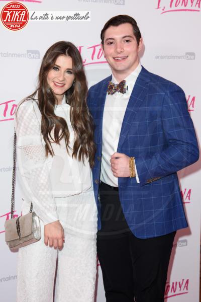 Matej Silecky, Brooke Vincent - Londra - 15-02-2018 - I, Tonya: Margot Robbie è un trionfo... di paillettes!