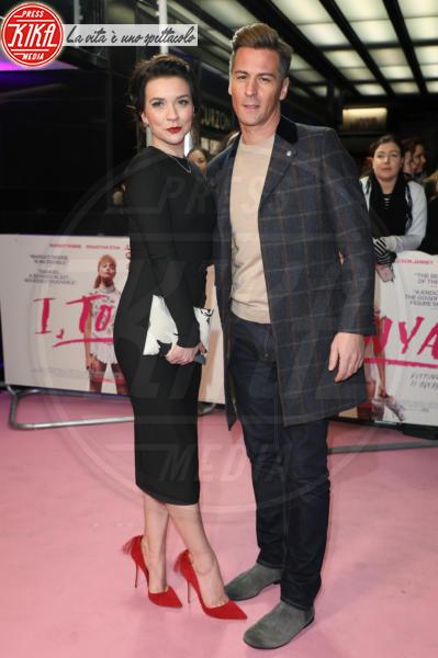Matt Evers, Candice Brown - Londra - 15-02-2018 - I, Tonya: Margot Robbie è un trionfo... di paillettes!