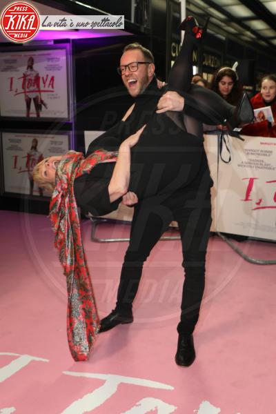 Cheryl Baker, Dan Whiston - Londra - 15-02-2018 - I, Tonya: Margot Robbie è un trionfo... di paillettes!