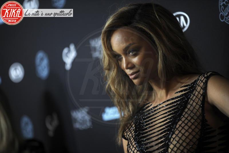 Tyra Banks - New York - 14-02-2018 - Kate Upton, prima uscita dopo le pesanti accuse contro Marciano