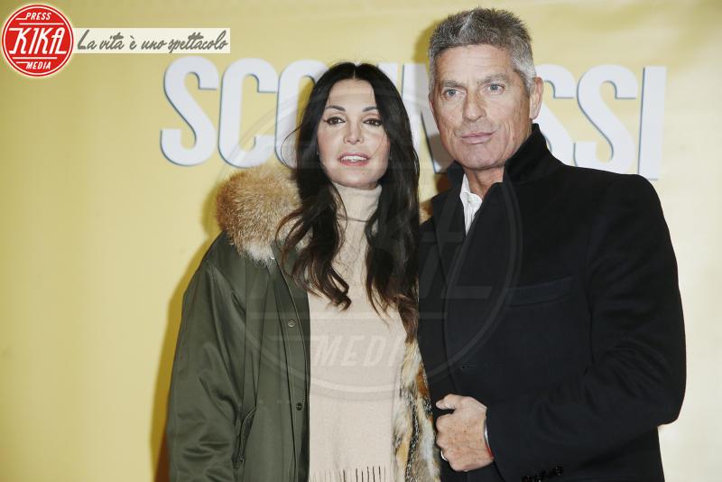 Sara Testa, Giorgio Restelli - Milano - 19-02-2018 - Sconnessi, Paola Barale è una diva d'altri tempi