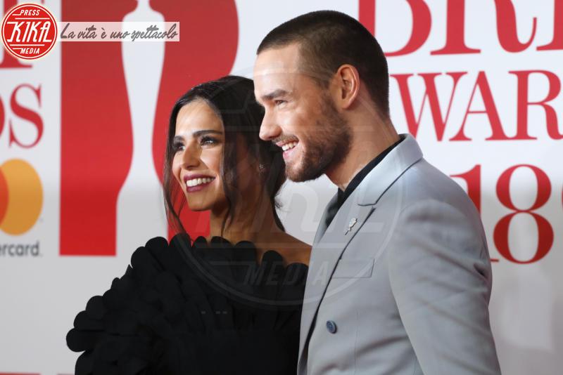 Liam Payne, Cheryl Tweedy - Londra - 21-02-2018 - Brits 2018: Dua Lipa e le altre, una rosa bianca per Time's Up