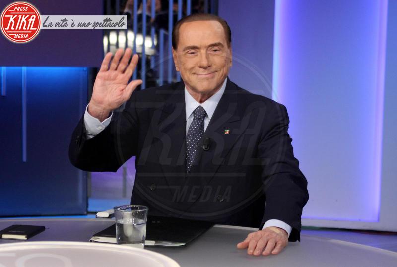 Silvio Berlusconi - Roma - 21-02-2018 - Shock: Barbara d'Urso e il suo passato con Silvio Berlusconi