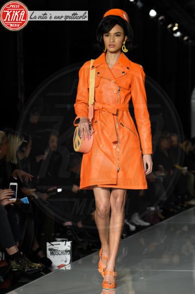 Moschino - Milano - 21-02-2018 - Milano Moda Donna, Bella Hadid sfila per Moschino