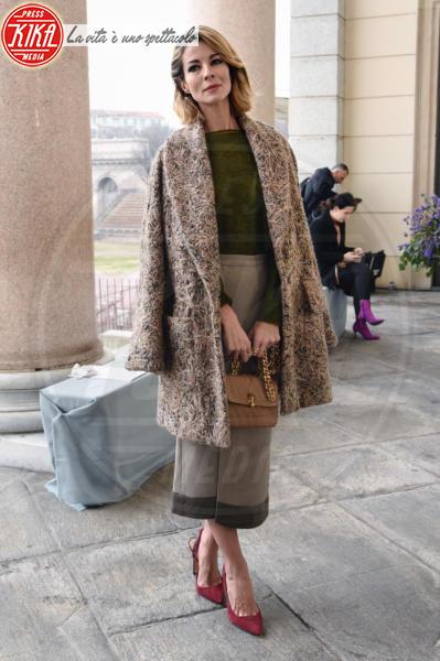 Roberta Ruiu - Milano - 22-02-2018 - Filippa Lagerback & Co: quante ospiti di lusso da Luisa Beccaria