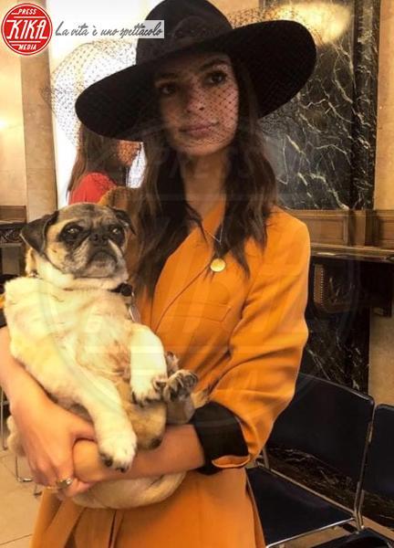 Emily Ratajkowski - New York - 24-02-2018 - Bye bye 2018: i 14 matrimoni piu' belli dell'anno
