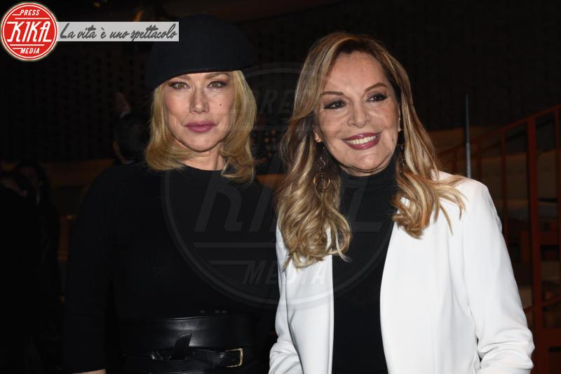 Silvana Giacobini, Nancy Brilli - Milano - 25-02-2018 - Questo parterre di Laura Biagiotti è proprio Beautiful