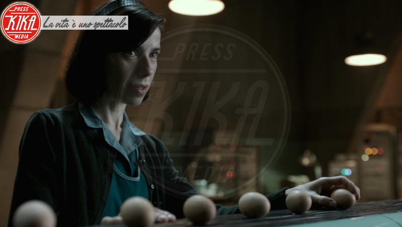 The shape Of Water, Sally Hawkins - Hollywood - 05-03-2018 - Oscar 2018, a Blade Runner 2049 la Migliore fotografia