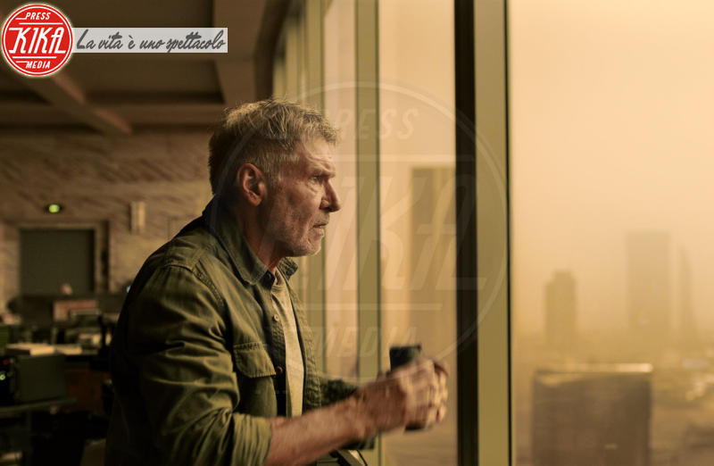 Blade Runner 2049, Harrison Ford - Hollywood - 05-03-2018 - Oscar 2018, a Blade Runner 2049 la Migliore fotografia