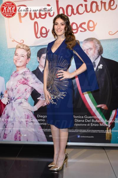 Diana del Bufalo - Roma - 26-02-2018 - Chi lo indossa meglio? Diana Del Bufalo e Rebecca Romijn