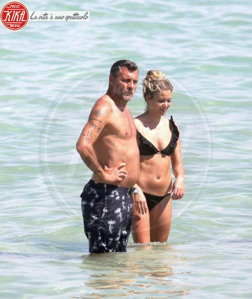 Costanza Caracciolo, Christian Vieri - Miami Beach - 27-02-2018 - Vieri-Caracciolo, ecco il sesso del bimbo in arrivo