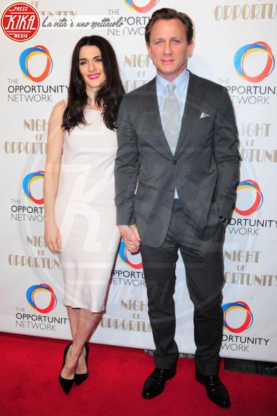 Daniel Craig, Rachel Weisz - Hollywood - 01-03-2018 - Rachel Weisz è incinta a 48 anni: Daniel Craig diventerà papà