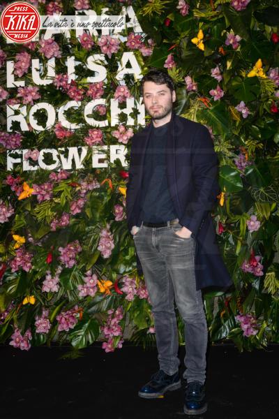 Stefano Lodovichi - Roma - 01-03-2018 - Parata di vip all'inaugurazione di Maria Luisa Rocchi Flowers