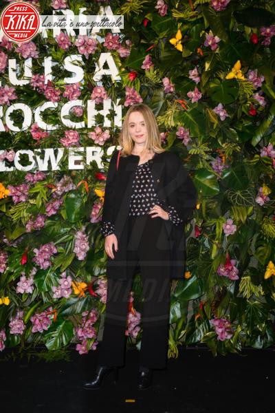 Maria Luisa De Cescenzo - Roma - 01-03-2018 - Parata di vip all'inaugurazione di Maria Luisa Rocchi Flowers