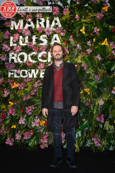 Fabio Troiano - Roma - 01-03-2018 - Parata di vip all'inaugurazione di Maria Luisa Rocchi Flowers