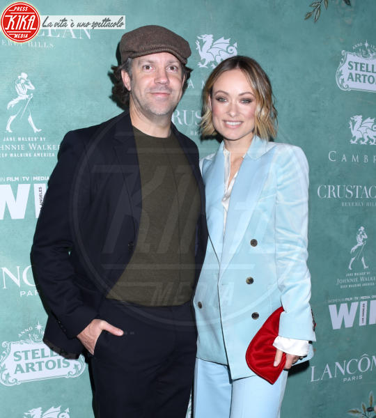 Jason Sudeikis, Olivia Wilde - Beverly Hills - 02-03-2018 - Olivia Wilde sbalordisce tutti al Party pre-Oscar delle donne
