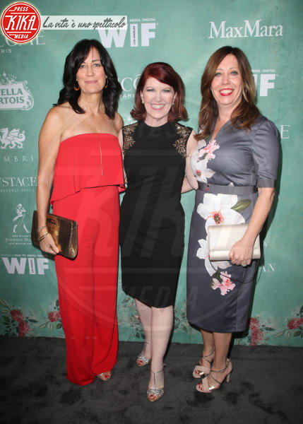 Kirsten Schaffer, Jane Fleming, Kate Flannery - Beverly Hills - 03-03-2018 - Olivia Wilde sbalordisce tutti al Party pre-Oscar delle donne