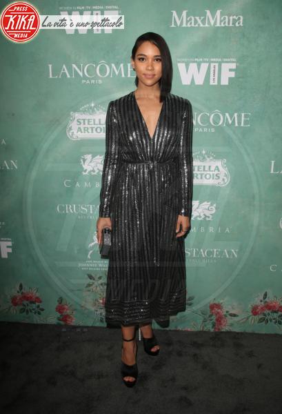 Alexandra Shipp - Beverly Hills - 03-03-2018 - Olivia Wilde sbalordisce tutti al Party pre-Oscar delle donne