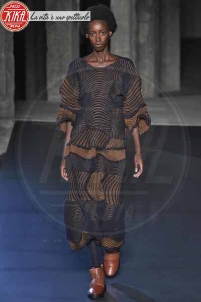 Sfilata Issey Miyake - Parigi - 02-03-2018 - Paris Fashion Week: la sfilata di Issey Miyake