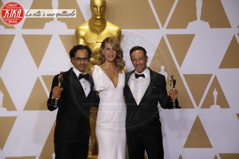 Dan Cogan, Bryan Fogel, Laura Dern - Hollywood - 04-03-2018 - Oscar 2018, ai 90esimi Academy regna l'equilibrio