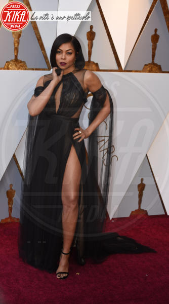 Taraji P. Henson - Los Angeles - 04-03-2018 - Da Evangeline a Irina, sul red carpet lo spacco... spacca!