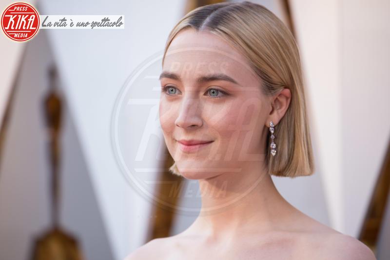 Saoirse Ronan - Los Angeles - 04-03-2018 - Oscar 2018, a ogni stella il suo gioiello