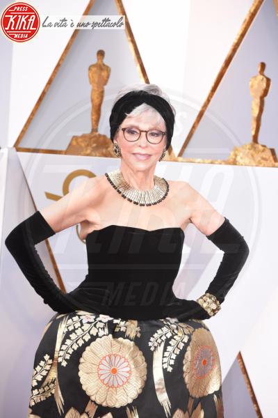 Rita Moreno - Los Angeles - 04-03-2018 - Oscar 2018, a ogni stella il suo gioiello