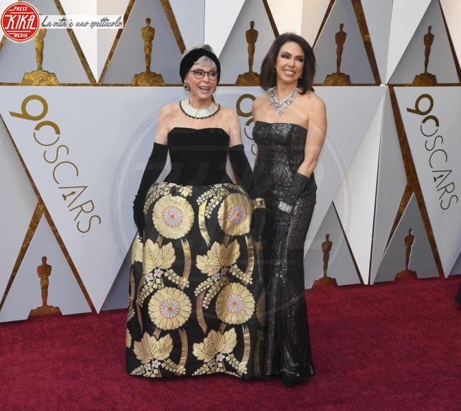 Fernanda Luisa Gordon, Rita Moreno - Los Angeles - 04-03-2018 - Oscar 2018, a ogni stella il suo gioiello