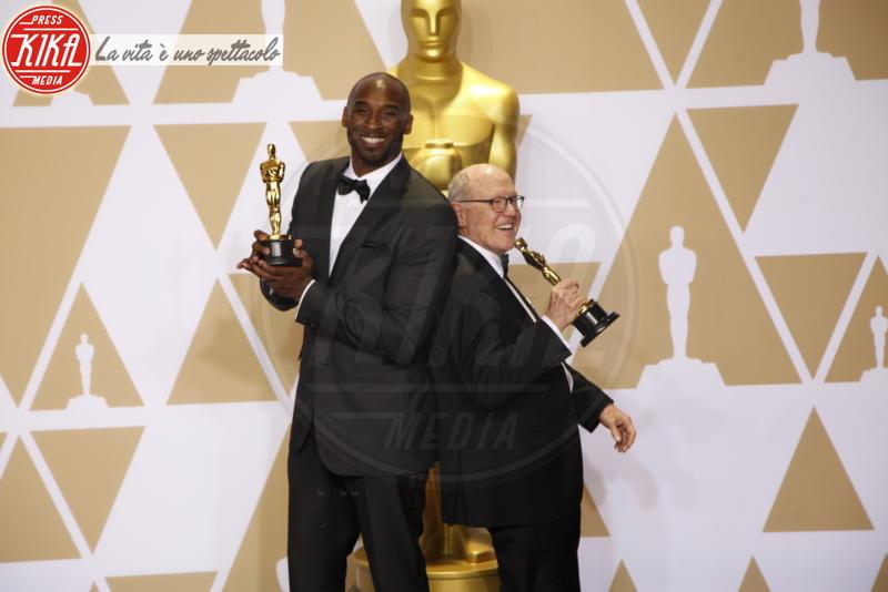 Glen Keane, Kobe Bryant - Hollywood - 04-03-2018 - Oscar 2018, ai 90esimi Academy regna l'equilibrio