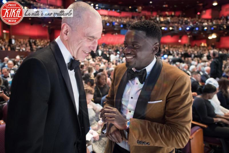 Daniel Kaluuya, Daniel Day-Lewis - Los Angeles - 04-03-2018 - Oscar 2018: Frances McDormand salva una cerimonia blanda