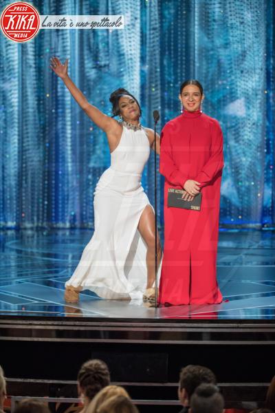 Tiffany Haddish, Maya Rudolph - Los Angeles - 04-03-2018 - Oscar 2018: Frances McDormand salva una cerimonia blanda