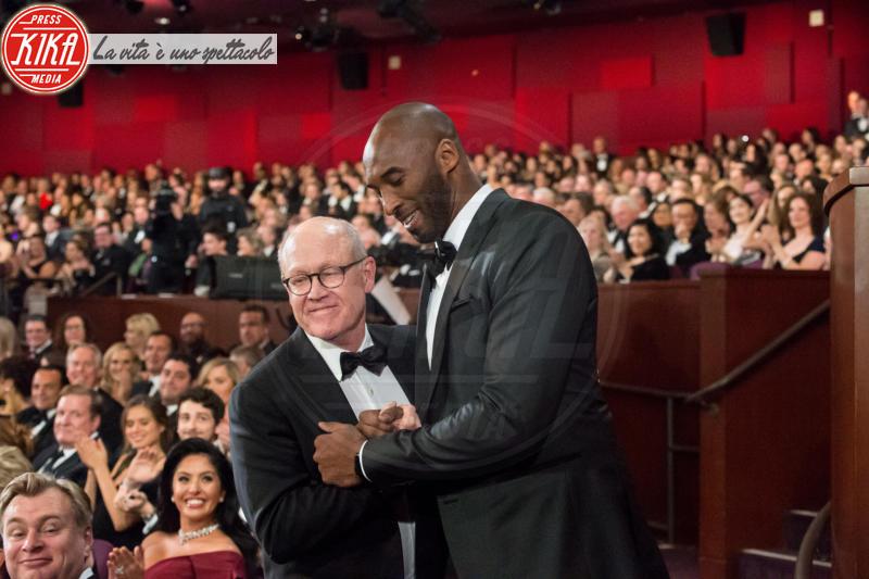 Glen Keane, Kobe Bryant - Los Angeles - 04-03-2018 - Oscar 2018: Frances McDormand salva una cerimonia blanda