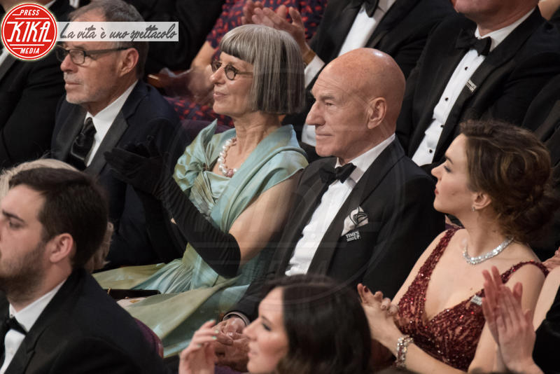 Patrick Stewart - Los Angeles - 04-03-2018 - Oscar 2018: Frances McDormand salva una cerimonia blanda