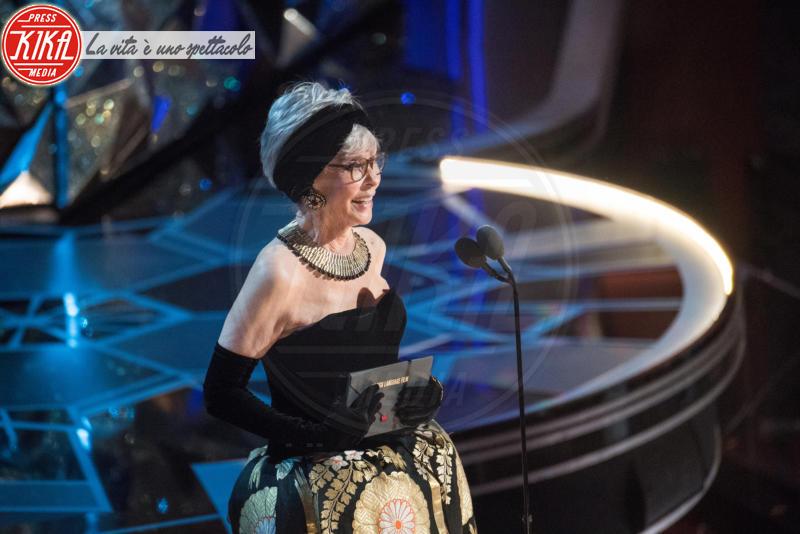 Rita Moreno - Los Angeles - 04-03-2018 - Oscar 2018: Frances McDormand salva una cerimonia blanda