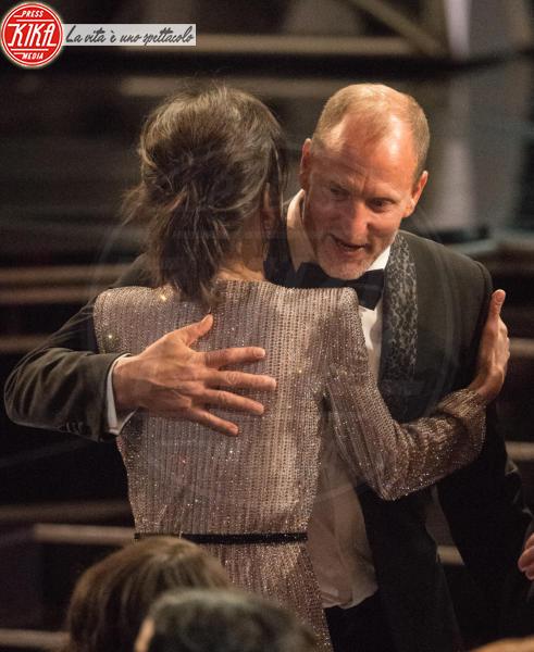 Sally Hawkins, Woody Harrelson - Los Angeles - 04-03-2018 - Oscar 2018: Frances McDormand salva una cerimonia blanda