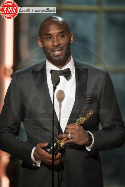 Kobe Bryant - Los Angeles - 04-03-2018 - Oscar 2018: Frances McDormand salva una cerimonia blanda