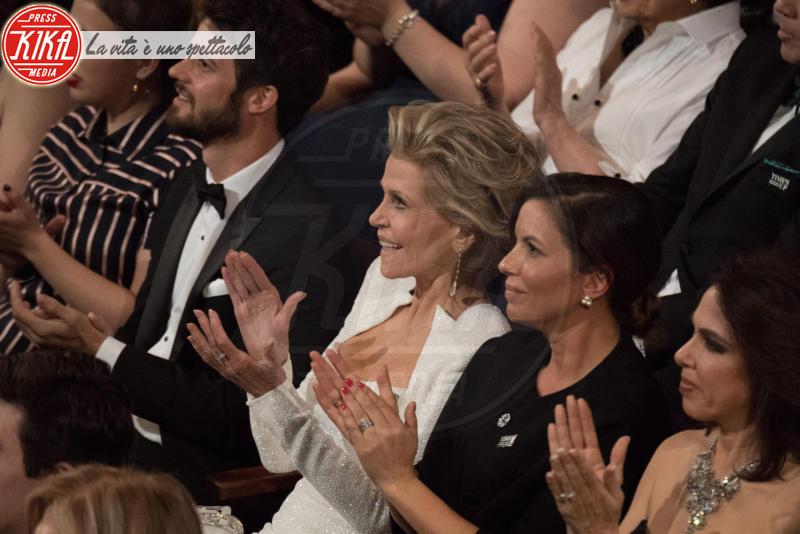 Jane Fonda - Los Angeles - 04-03-2018 - Oscar 2018: Frances McDormand salva una cerimonia blanda