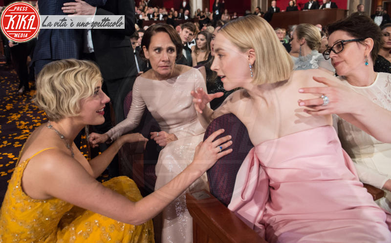 Greta Gerwig, Saoirse Ronan - Los Angeles - 04-03-2018 - Oscar 2018: Frances McDormand salva una cerimonia blanda