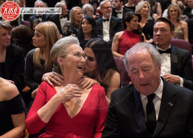 Sandra Bullock, Meryl Streep - Los Angeles - 04-03-2018 - Oscar 2018: Frances McDormand salva una cerimonia blanda