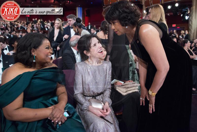 Octavia Spencer, Sally Hawkins - Los Angeles - 04-03-2018 - Oscar 2018: Frances McDormand salva una cerimonia blanda
