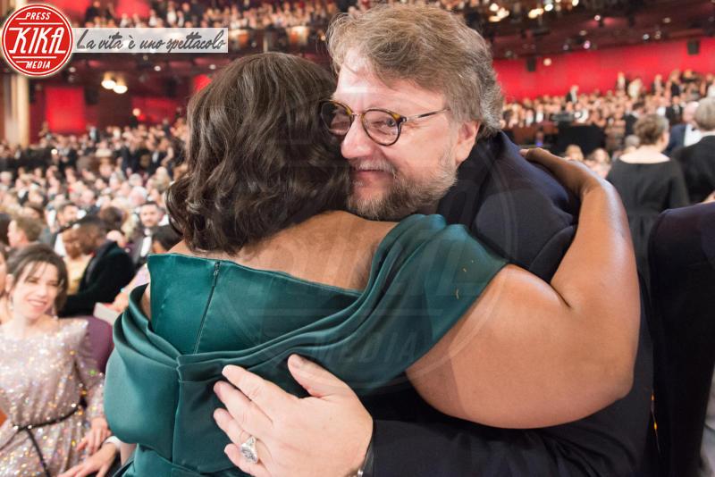 Octavia Spencer, Guillermo del Toro - Los Angeles - 04-03-2018 - Oscar 2018: Frances McDormand salva una cerimonia blanda