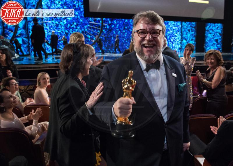 Guillermo del Toro - Los Angeles - 04-03-2018 - Oscar 2018: Frances McDormand salva una cerimonia blanda