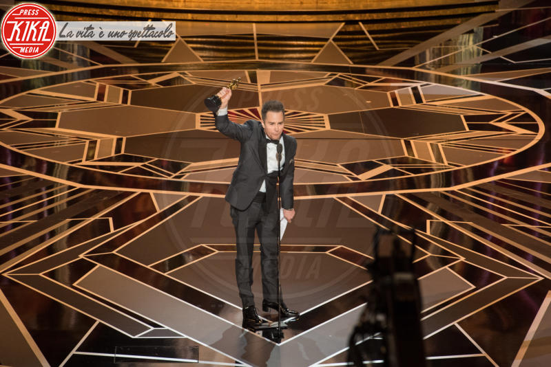 Sam Rockwell - Los Angeles - 04-03-2018 - Oscar 2018: Frances McDormand salva una cerimonia blanda