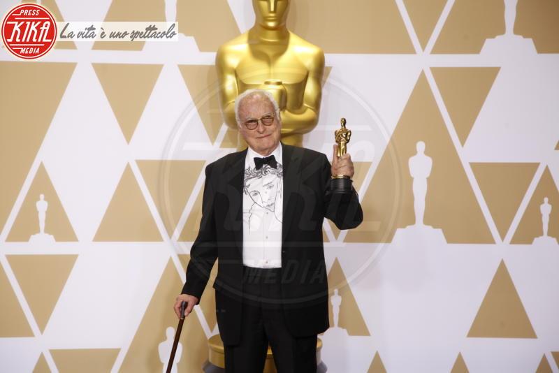 James Ivory - Hollywood - 04-03-2018 - Oscar 2018, ai 90esimi Academy regna l'equilibrio
