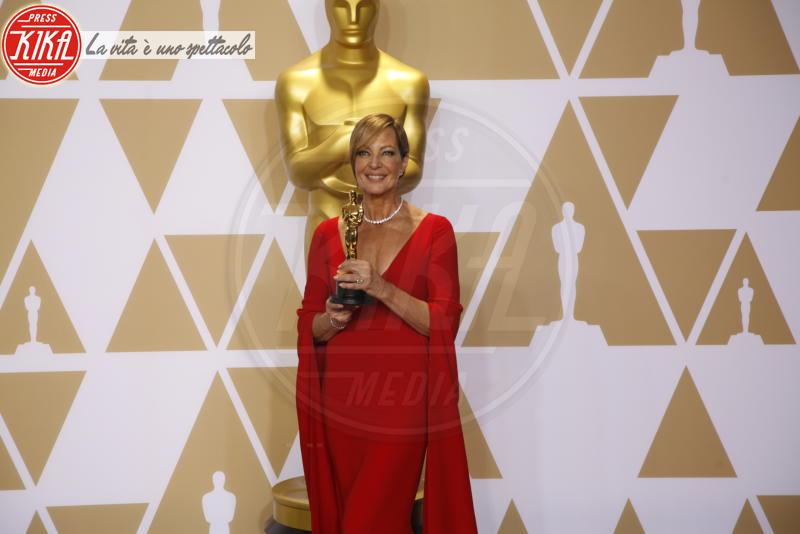 Allison Janney - Hollywood - 04-03-2018 - Oscar 2018, ai 90esimi Academy regna l'equilibrio