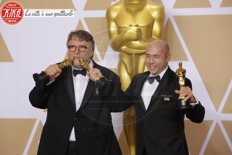Guillermo del Toro - Hollywood - 04-03-2018 - Oscar 2018, ai 90esimi Academy regna l'equilibrio