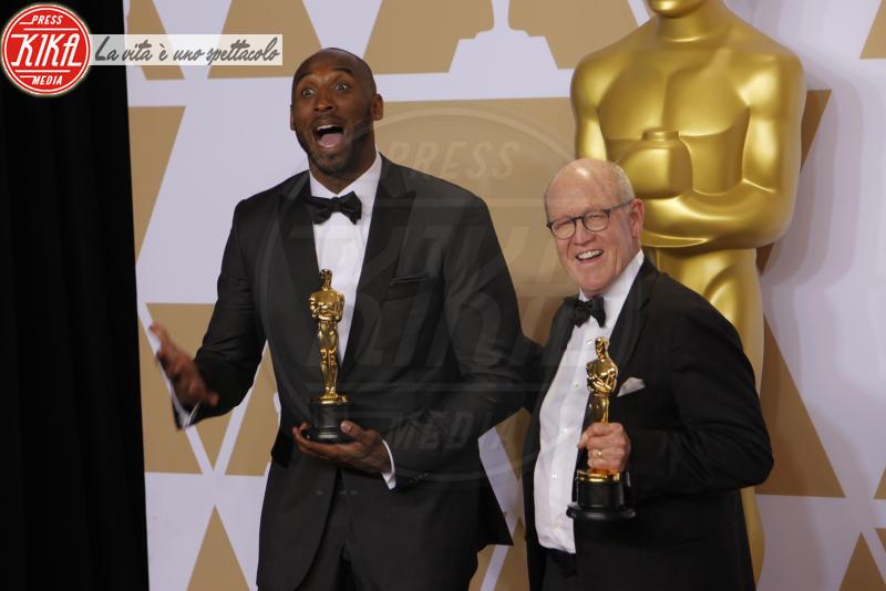 Glen Keane, Oscar 2018, Kobe Bryant - Hollywood - 04-03-2018 - Oscar 2018, ai 90esimi Academy regna l'equilibrio
